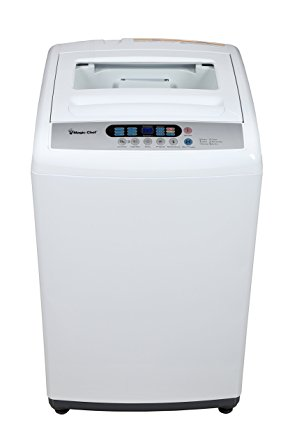 9. Magic Chef MCSTCW21W3 2.1 cu. ft. Topload Compact Washer