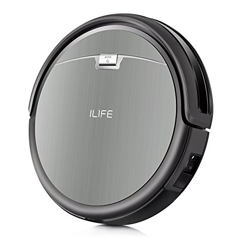 6. ILIFE A4s Robot Vacuum Cleaner with Strong Suction and Remote Control
