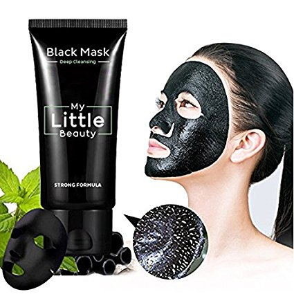 3. MY LITTLE BEAUTY Black Mask Deep Cleansing Blackhead Remover