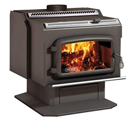 10. Drolet High-Efficiency Wood Stove
