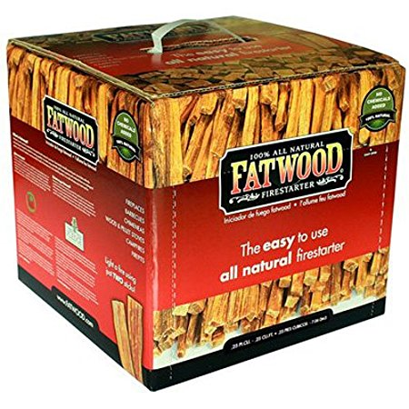 2. Wood Products 9910 Fatwood Box