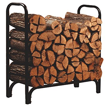 1. Panacea 15203 Deluxe Outdoor Log Rack