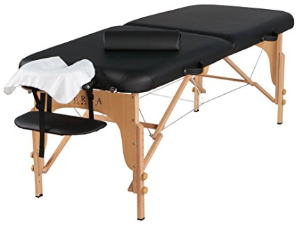 4. Sierra Comfort Professional Series Portable Massage Table