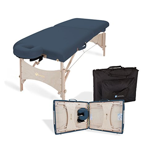 2. EARTHLITE Harmony DX Portable Massage Table Package