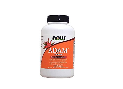 10. NOW ADAM Men's Multiple Vitamin