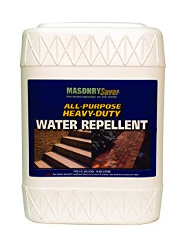 6. MasonrySaver All-Purpose Heavy Duty Water Repellent