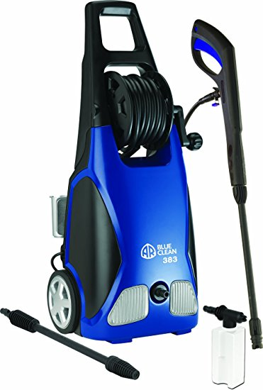 7. AR Blue Clean AR383 1,900 PSI Electric Pressure Washer