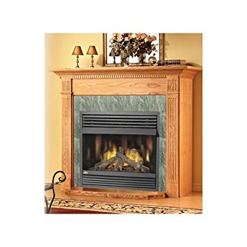 10. Vent Free Gas Fireplace