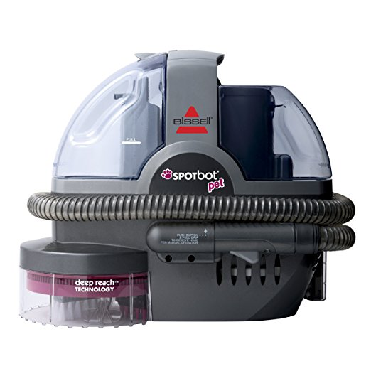 4. BISSELL Spotbot Pet Handsfree Spot and Stain Cleaner
