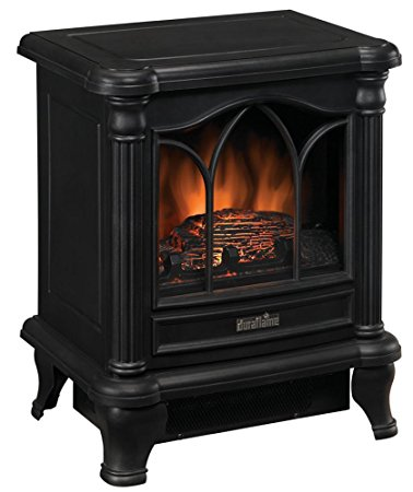 5. Duraflame DFS-450-2 Carleton Electric Stove with Heater