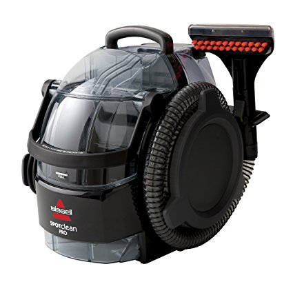 2. Bissell 3624 SpotClean Professional Portable Carpet Cleaner