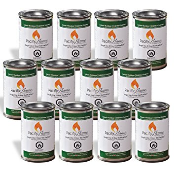 8. Pacific Decor Indoor/Outdoor Gel Fuel Can