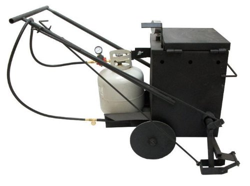 9. Portable Asphalt Direct Melter and Applicator