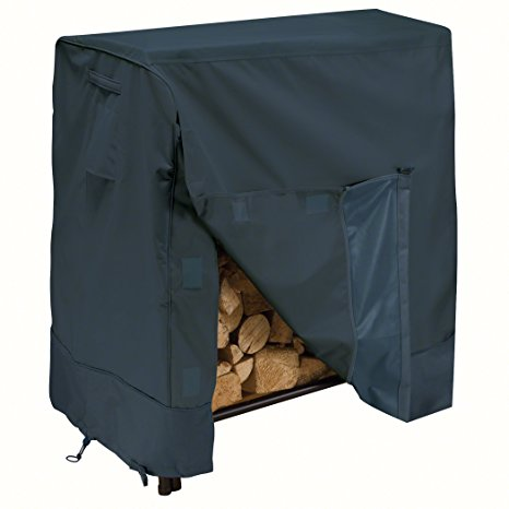 6. Classic Accessories 52-068-020401-00 Log Rack Cover