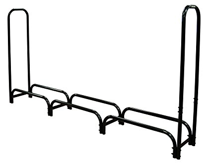 4. Landmann 82443 Firewood Rack with Cover