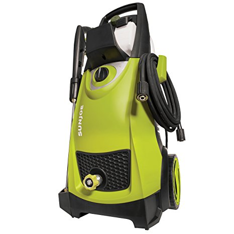 1. Sun Joe SPX3000 Pressure Joe 2030 PSI 1.76 GPM 14.5-Amp Electric Pressure Washer