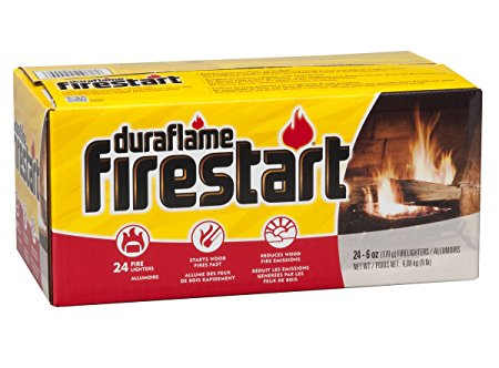 4. Duraflame 2444 Firestart Firelighters