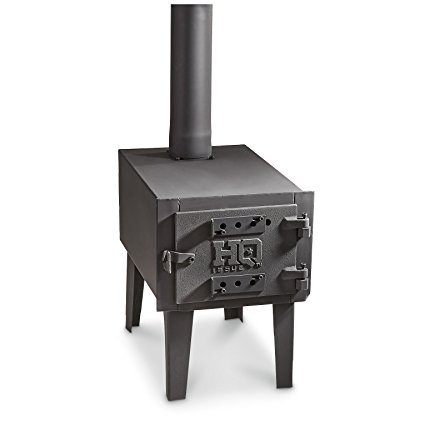 1. HQ ISSUE Outdoor Wood Stove