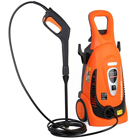 9. Ivation Electric Pressure Washer