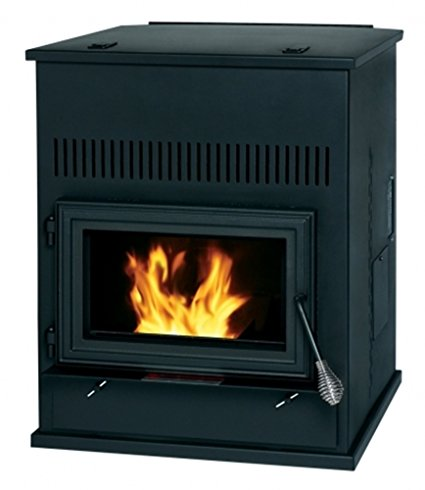 9. Summers Heat 55-SHPAH Pellet Auxiliary Heater Stove