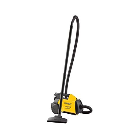 2. Eureka Mighty Mite Canister Vacuum