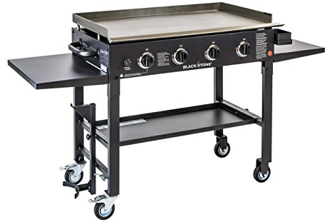 1. Blackstone 36 inch Outdoor Flat Top Gas Grill Griddle Station