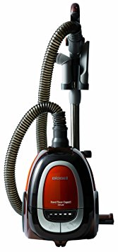 8. Bissell 1161 Hard Floor Expert Deluxe Canister Vacuum