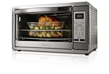2. Oster TSSTTVDGXL-SHP Extra Large Digital Countertop Oven