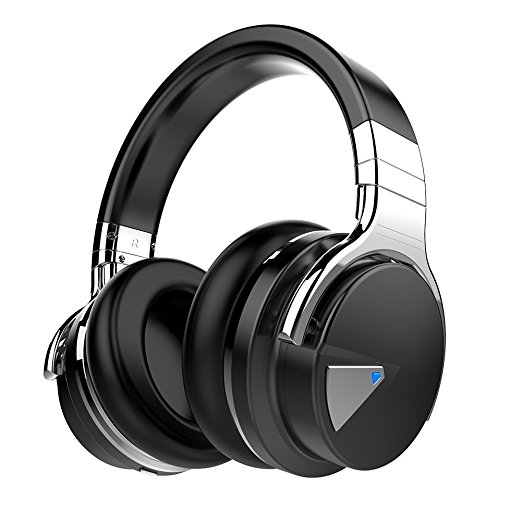 8. COWIN E7 Active Noise Cancelling Bluetooth Headphones