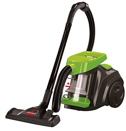 7. Bissell Zing Bagless Canister Vacuum