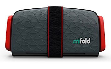9. mifold Grab-and-Go Car Booster Seat