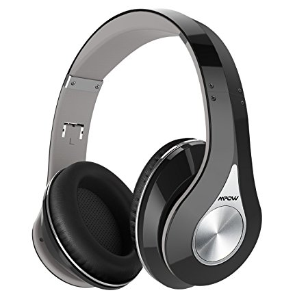 9. Mpow Bluetooth Headphones Over Ear
