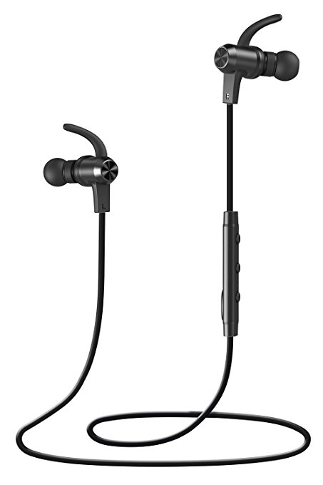 10. Bluetooth Headphones, VAVA MOOV 28 Wireless Sports Earphones