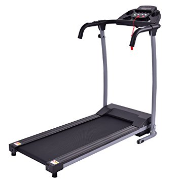 5. Goplus 800W Folding Treadmill