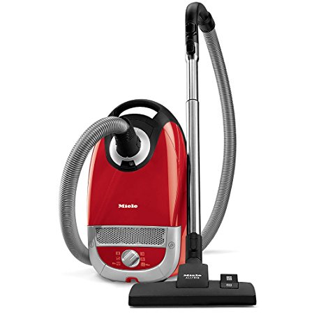 5. Miele Complete C2 Hard Floor Canister Vacuum Cleaner