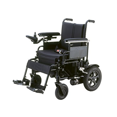 6. Drive Medical Cirrus Plus Folding Power Wheelchair
