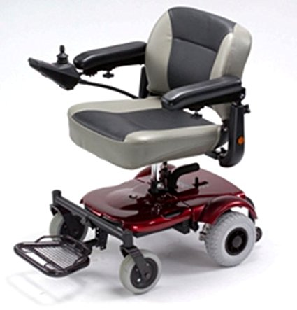 7. Merits P321 Travel-Ease / EZ-GO Power Wheelchair