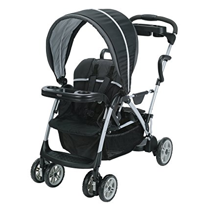 7. Graco Roomfor2 Click Connect Stand and Ride Stroller