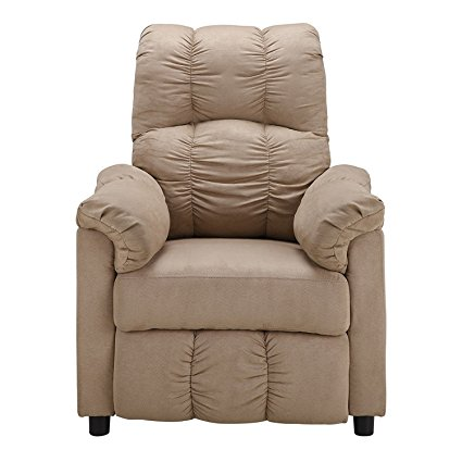 2. Dorel Living Slim Recliner