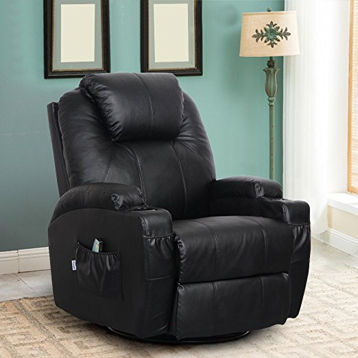 4. Esright Massage Recliner Chair