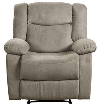 1. Lifestyle Recliner Power Fabric