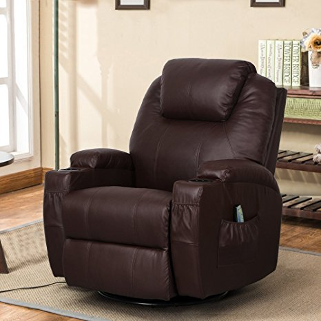 9. Esright Massage Recliner Chair