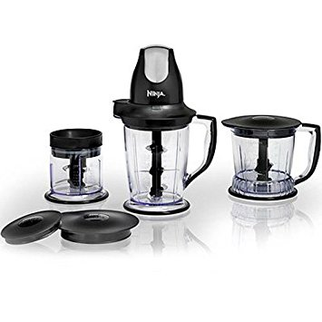 9. Ninja Master Prep Professional Chopper, Blender, Food Processor