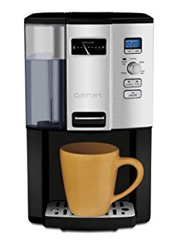 8. Cuisinart DCC-3000 Coffee-on-Demand 12-Cup Programmable Coffeemaker
