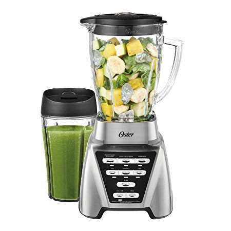 7. Oster BLSTMB-CBG-000 Pro 1200 Blender Plus 24 oz Smoothie Cup