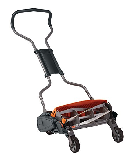 4. Fiskars StaySharp Max Reel Mower