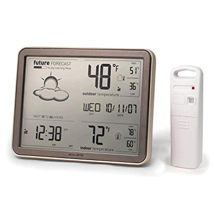 5. AcuRite 75077A3M Wireless Weather Station