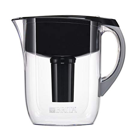 5. Brita Large 10 Cup Grand Water Pitcher with Filter