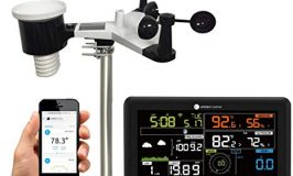 10 Best Home Weather Station Reviews By Consumer Reports For 2018