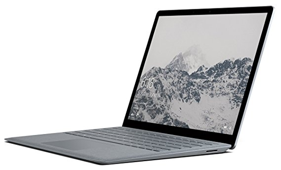 4. Microsoft Surface Laptop